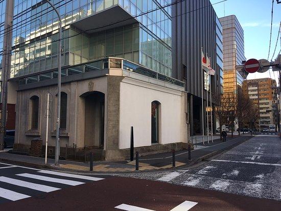 Former Yokohama Settlement No. 48 Bldg