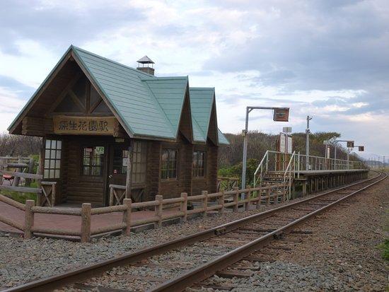 Koshimizu-cho, Japan: 原生花園駅