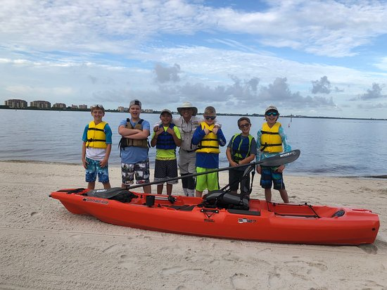 Matlacha, FL: Kids camp
