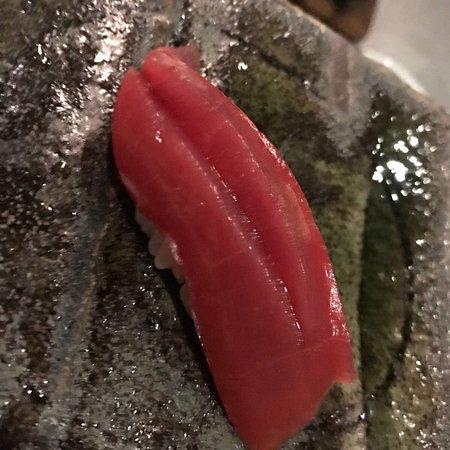 Mouthwatering food, fantastic sake, great staff