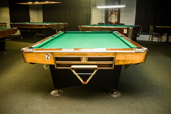 Welcome to Lag's Billiards! We are a pool/ billiard hall in Columbus, IN Casual environment and fun for all ages! Great food and affordable fun for the whole family. Full billiard supply dealer. Come see us for cues, cases, and much more!