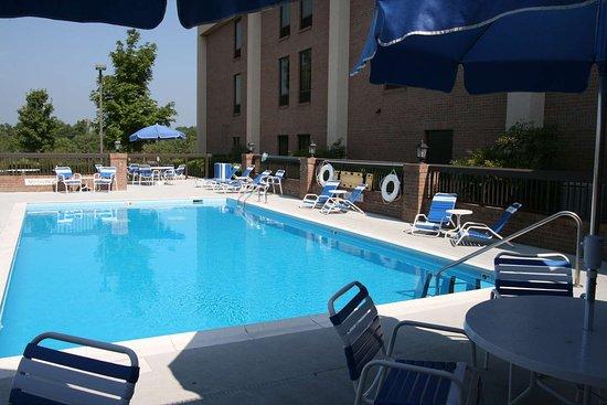 Hampton Inn Corbin, KY - Review of Hampton Inn Corbin