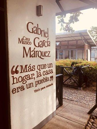 Aracataca, Colômbia: Gabriel Garcia Marquez Casa Museo