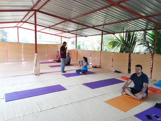 ‪Yoga Leela Agonda Rama Yoga Center‬