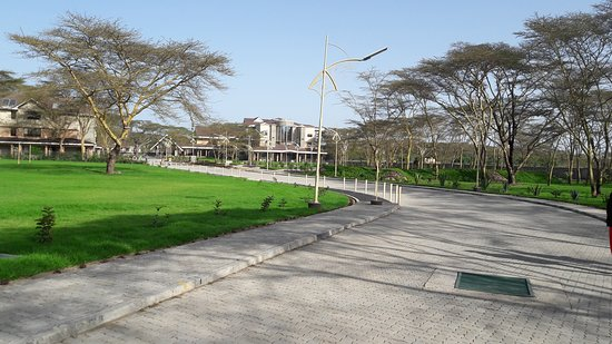 Lake Naivasha Resort: Scenic