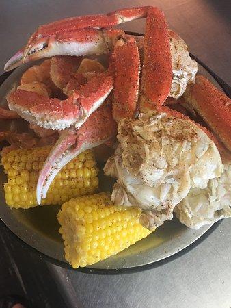 Barnwell, SC: Delia's Seafood