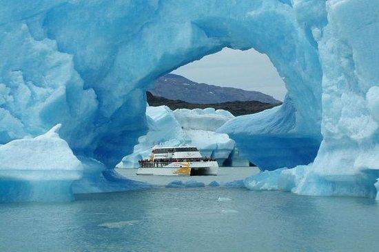 Excursión de senderismo en glaciares...