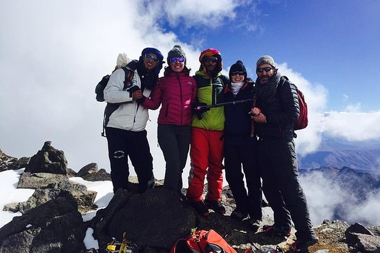 Privat 2-dagers Mount Toubkal Trek...