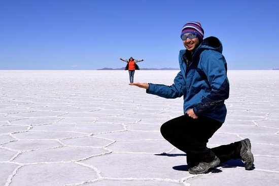 5-Day Uyuni Salt Flats and Desert...