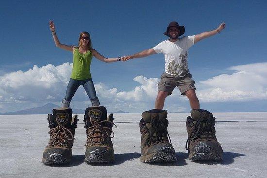 3-tägige Tour zum Salar de Uyuni und...