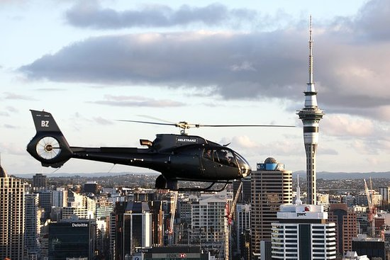 Helicopter Sightseeing Tours Auckland...
