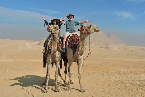 All-Inclusive 7-day Egypt Highlights...