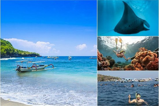 Full-Day Bali Nusa Penida Snorkeling...