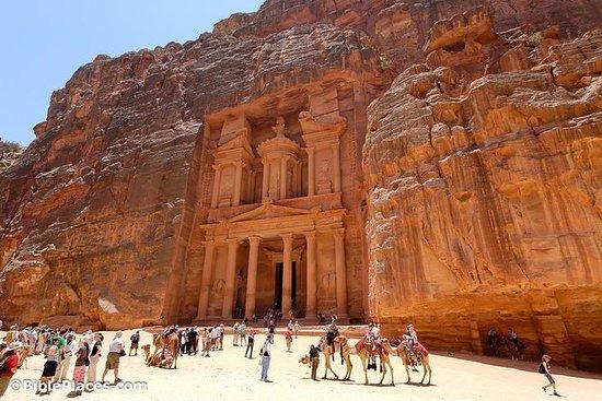 Treasures of Jordan Tour-7 Dager...