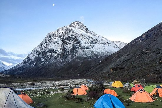 8-Day Private Mt Gongga Trekking Tour...