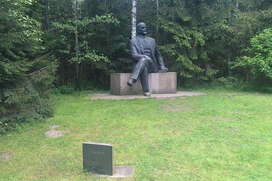 Boleto de entrada al parque soviético...