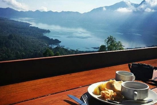 Bali Swing Volcano Tour with Lunch: Bali Swing Volcano Tour All Included