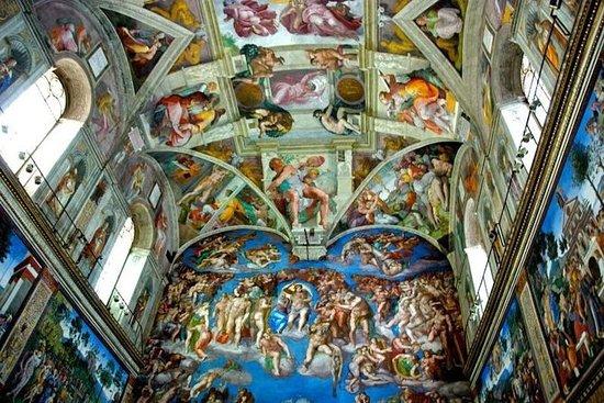 Visita guidata della Cappella Sistina