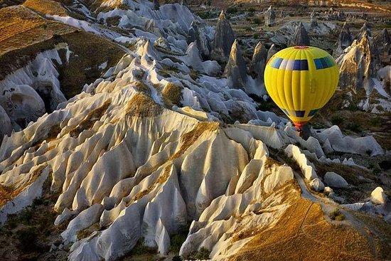 4 dager Cappadocia - Pamukkale...