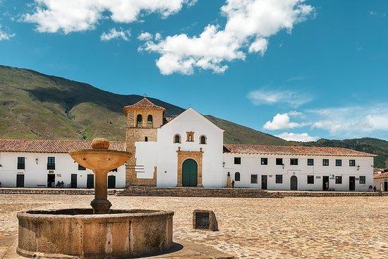 Privat tur Villa de Leyva fra Bogota...