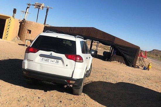 阿拉法沙漠沙漠马拉喀什全日游特别之旅