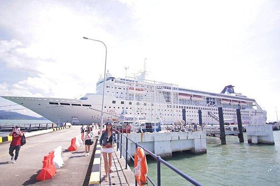 Terminal Port Klang Para City Tour em...