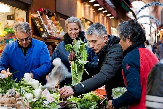 Market Tour, Wine and Food Tastings...