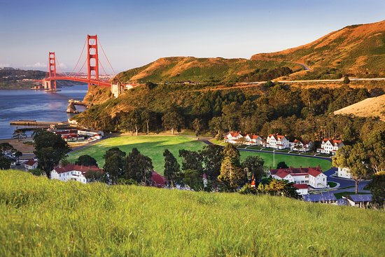 Neat Hotel, but no Air Conditioning - Review of Cavallo Point