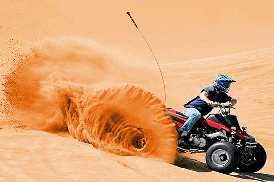 Manhã 30-Mins Quad Bike Desert Safari...