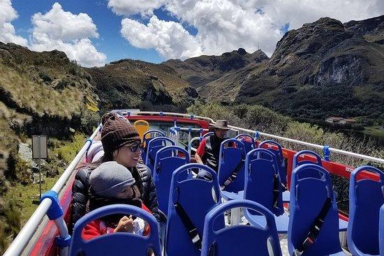 Parque Nacional Cajas Tour en Bus...