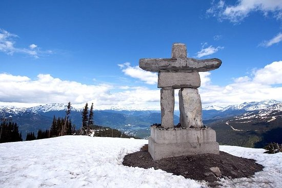 Whistler Sightseeing Tour from Vancouver, see Horseshoe Bay and Shannon Falls