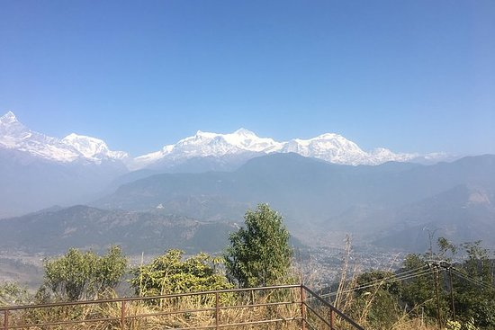 One Day Easy Hiking vanuit Pokhara