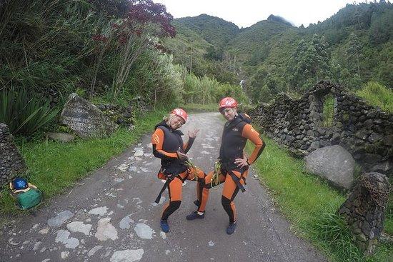 Canyoning Chamana-Baños de AguaSanta...