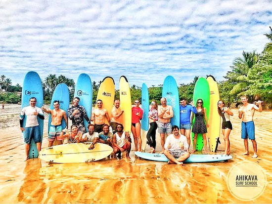Ahikava Surf School