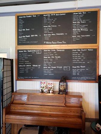Mountain View, Χαβάη: Honi Wai Cafe