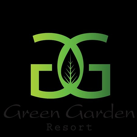 Green Garden Resort: Logo png