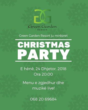 Green Garden Resort: Christmas Dinner 