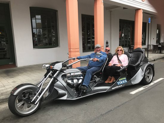 Supertrike Tours and Hire: Ready to go!