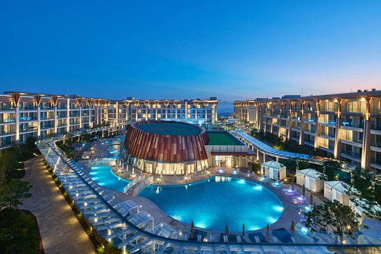 Marriott Jeju Shinhwa World Hotels & Resorts