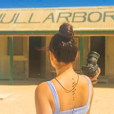 The amazing Australian roadhouses of Nullarbor National Park. 2000km without a single tree.