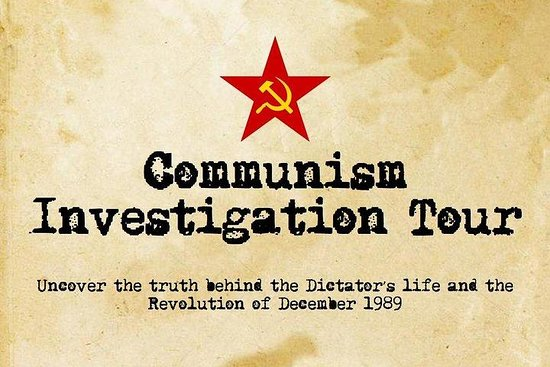 ‪Communism Investigation Tour‬
