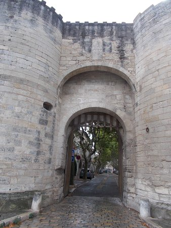 Porte Condamine Tarascon City Gate