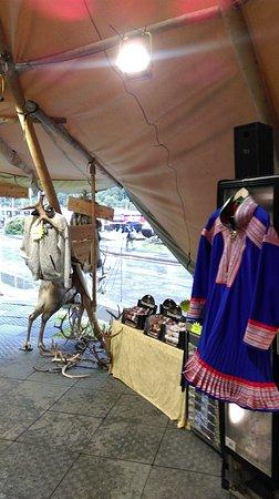 פלאם, נורווגיה: Flåm, August 2018. Вигвам с сувенирами – магазинчик Sami Shop AS…