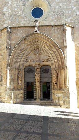 Chinchilla de Monte-Aragon, Spain: Iglesia de Santa María del Salvador