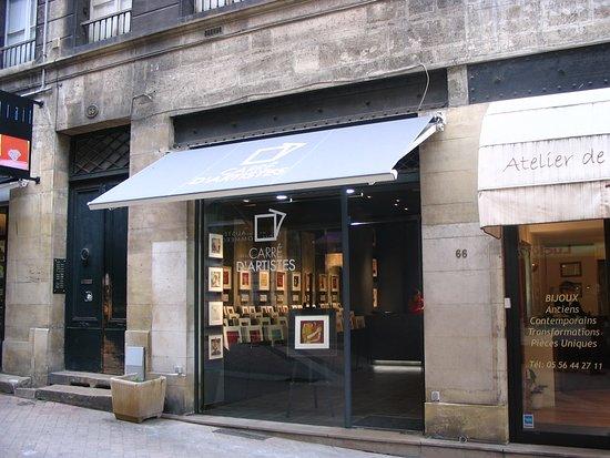 Galerie Carré d'Artistes Bordeaux