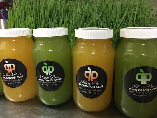 Pilons Press Juices & Health Products