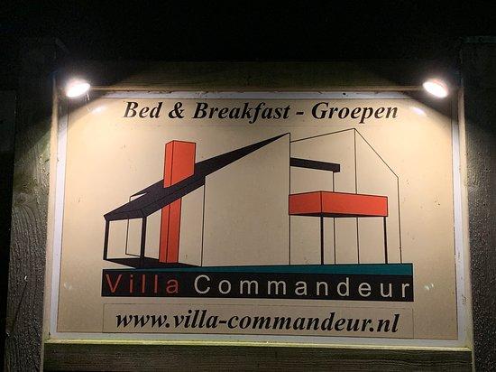 Mechelen, Belanda: Villa Commandeur