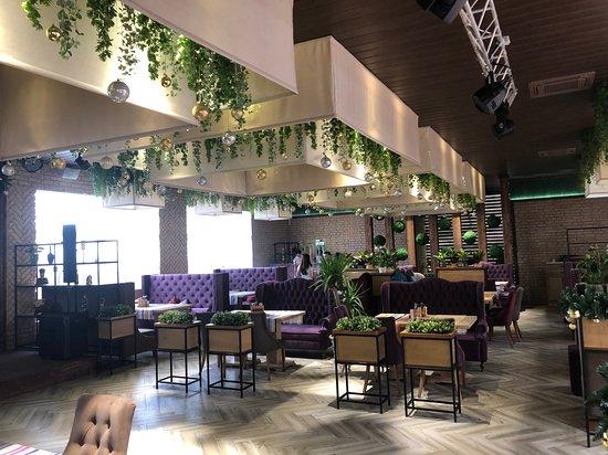Ресторан на 120 посадочных мест
