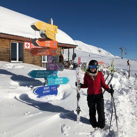 Best restaurant on the slopes