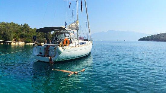 Ocean Elements Flotilla and Yachting Holidays